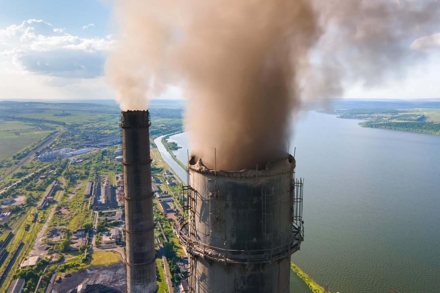 Çin'de altı ayda 24 kömürlü santral projesi