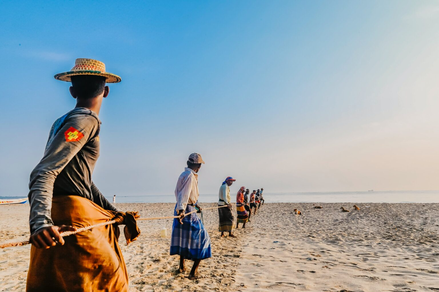 Hint Okyanusu güvenliğine en büyük tehdit iklim değişikliği